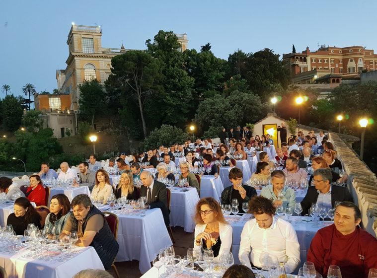 Evento degustazione Divinamente Roma